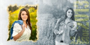 Really Cool Senior Pictures and Books