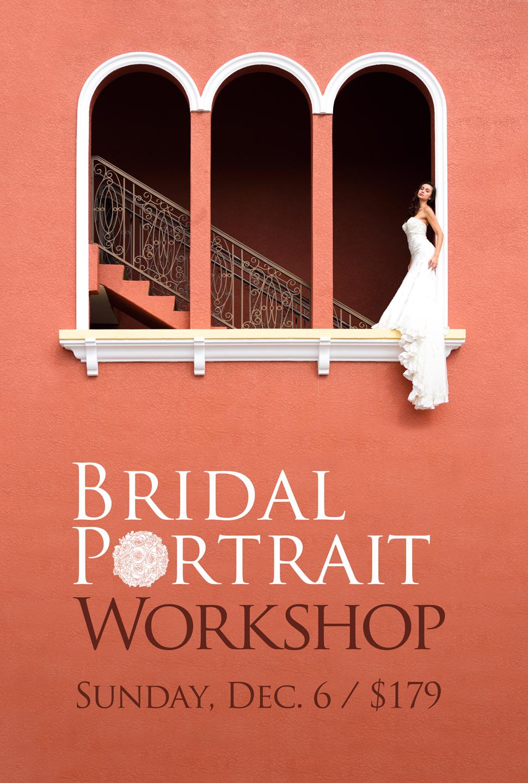 Bridal Portrait Workshop
