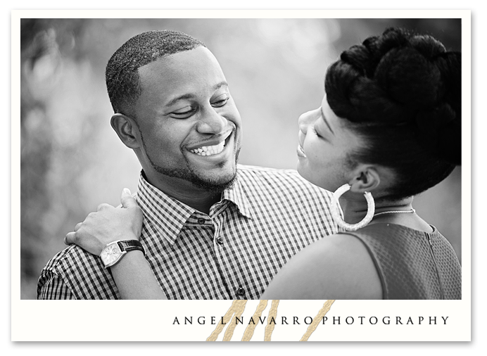 Laughing Fun Loving Sweet Engagement Session