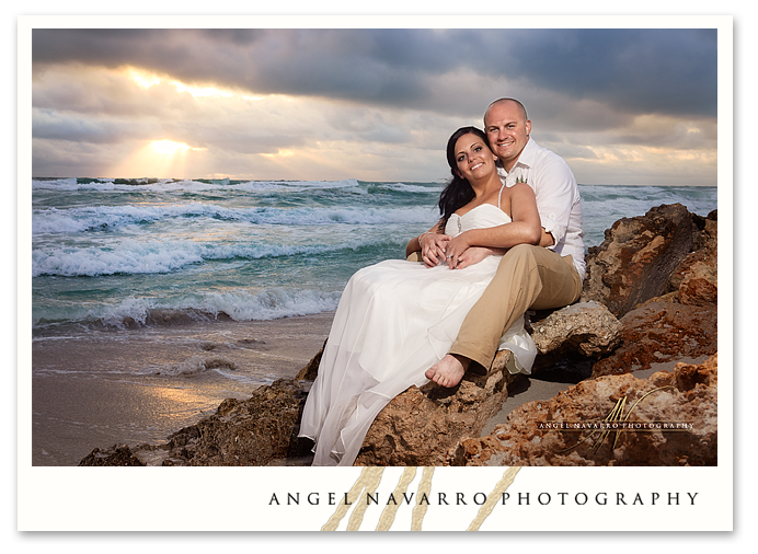 Destination Beach Weddings by Angel Navarro