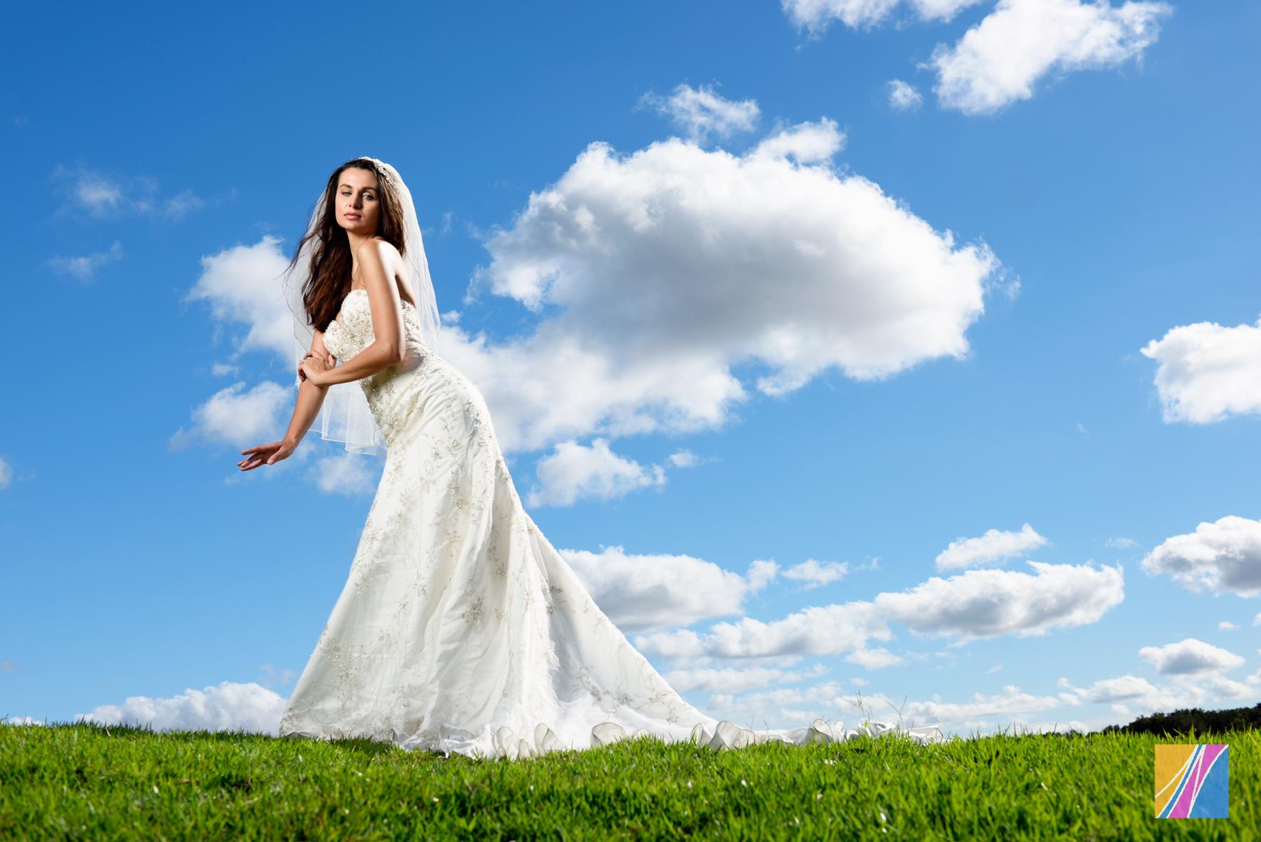 Fashion Bridal Posing