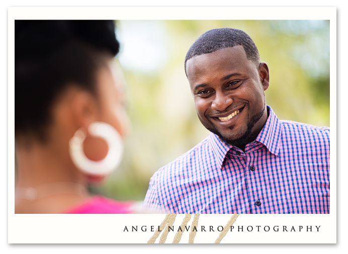 Sarasota Groom Bride Engagement