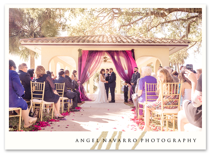Colorful Beautiful Wedding Ceremony