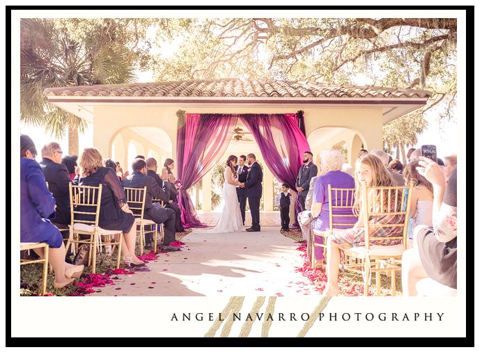 Colorful Beautiful Wedding Ceremony
