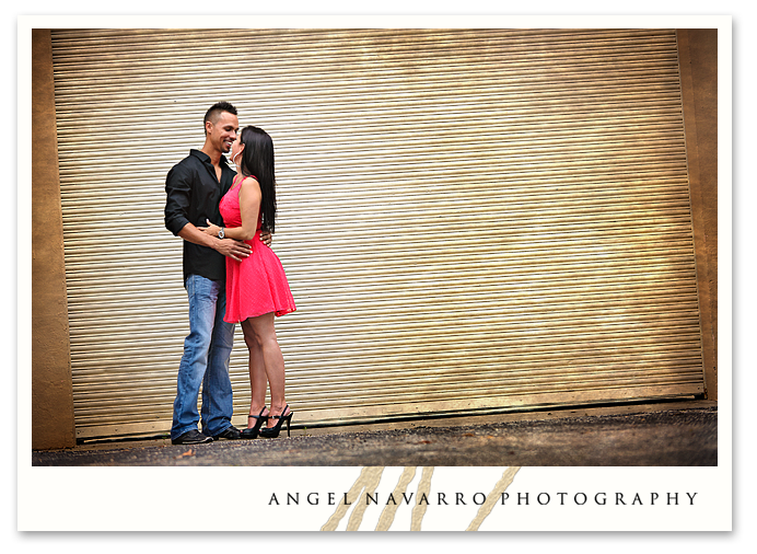 Fun Engagement Pictures in St. Pete.