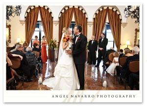 The Big Wedding Kiss - Florida Wedding Photographers