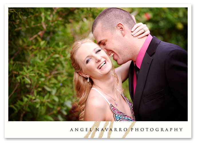 Gourgeous picture of bride and groom during their First-Look Session.