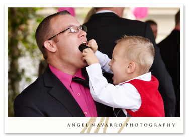 Funny wedding pictures.
