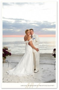 Professional Wedding Photography at the Beach